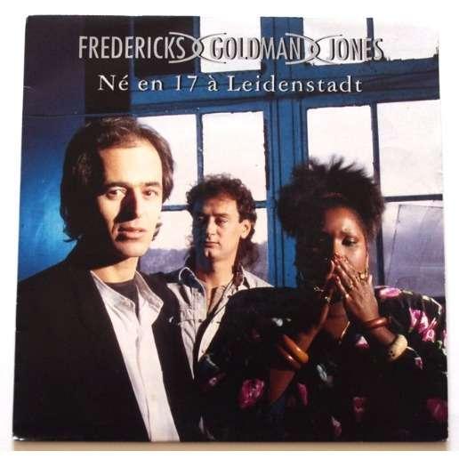 """Historia francuskiej piosenki #2 - """"Né en 17 à Leindenstadt"""" Jean Jacques Goldman - nagłówek - Francuski przy kawie"""