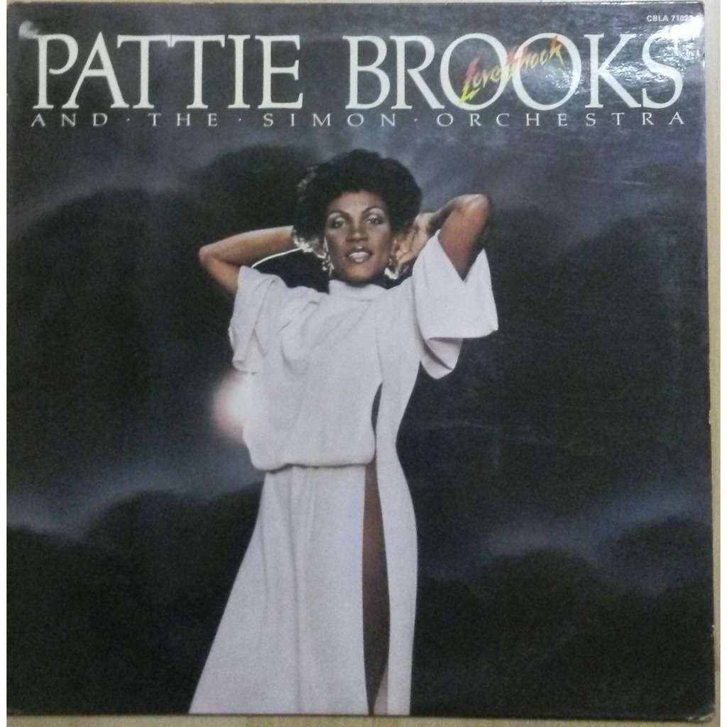 Pattie Brooks and the Simon orchestra Love Shook