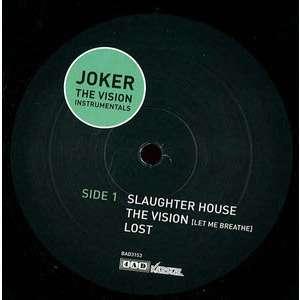 Joker The vision (instrumentals)