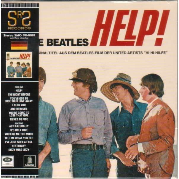 Beatles - Help! LP