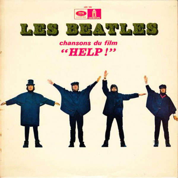 Beatles - Help!  Chansons Du Film Help