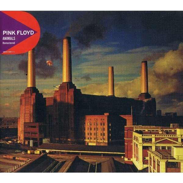 Animals (remastered, digipack) by Pink Floyd, CD with ...