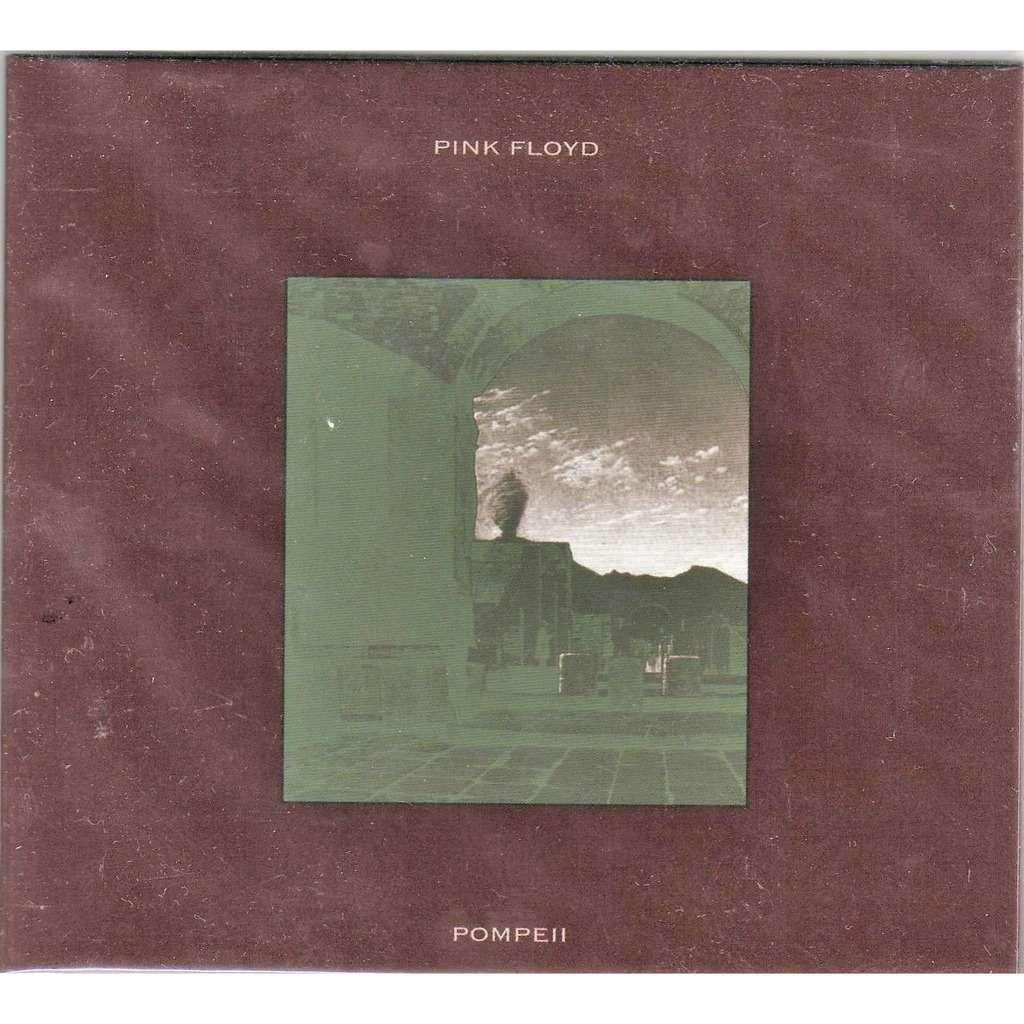 Pink Floyd Pompeii (Euro Ltd 10-trk live CD on Akropolis lbl deluxe gf digipack ps)