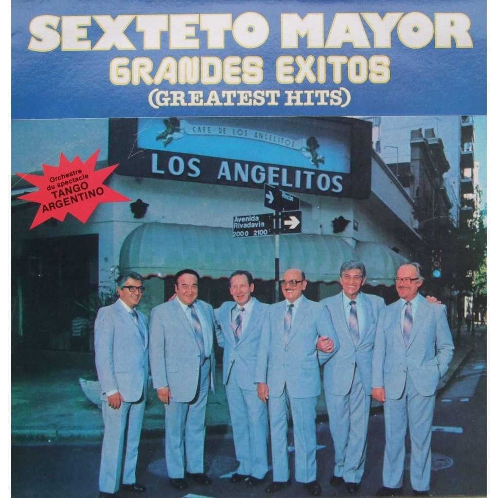 sexteto mayor grandes exitos (greatest hits)