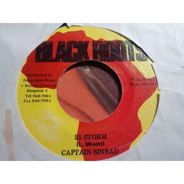 CAPTAIN SIMBAD 51 STORM / VERSION