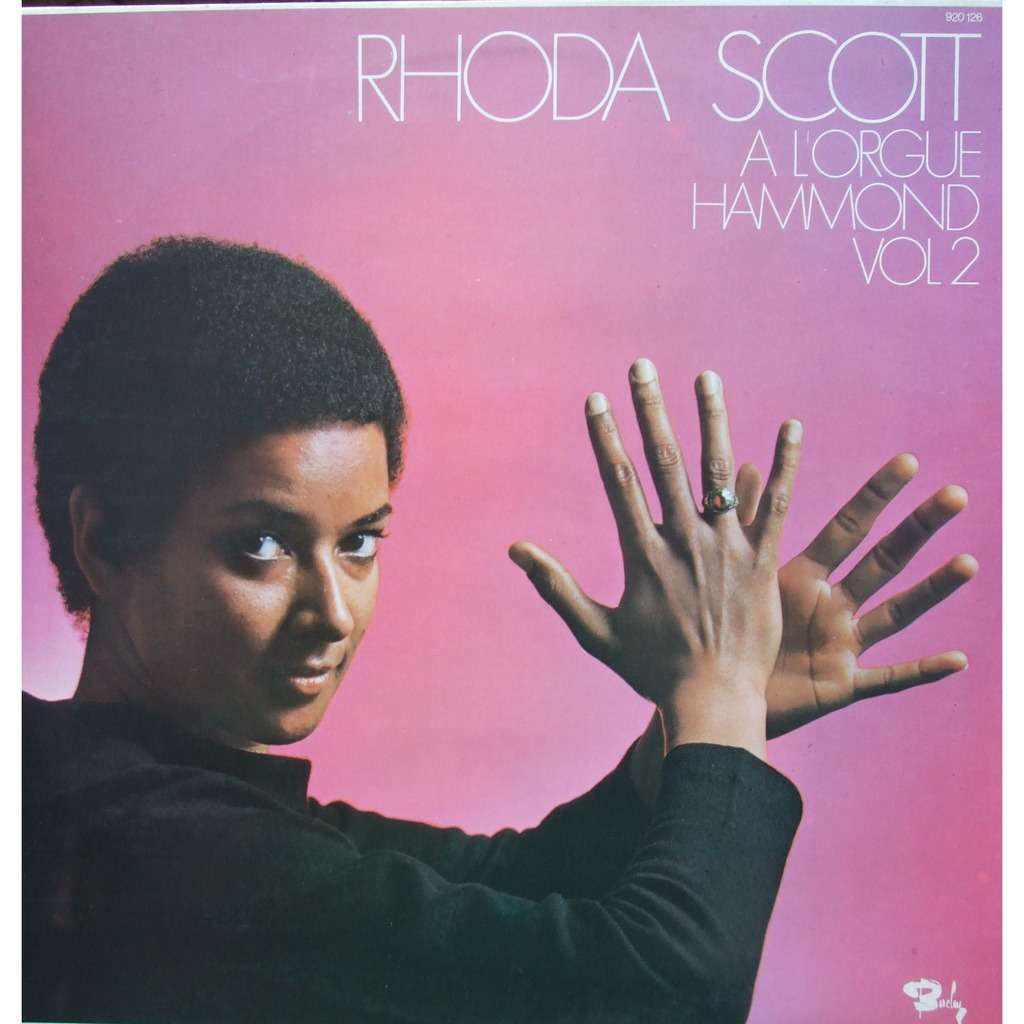 RHODA SCOTT A L' ORGUE HAMMOND VOL.2