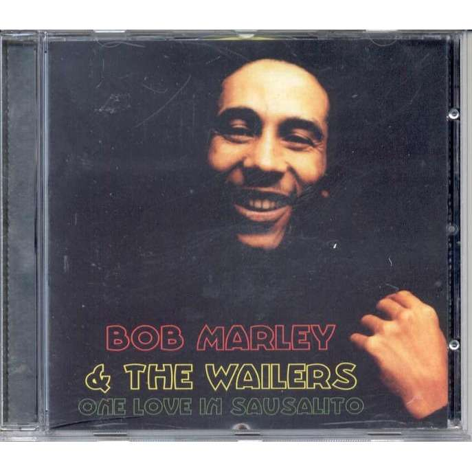 Bob Marley The Wailers One Love In Sausalito KSAN Studios CA 3110