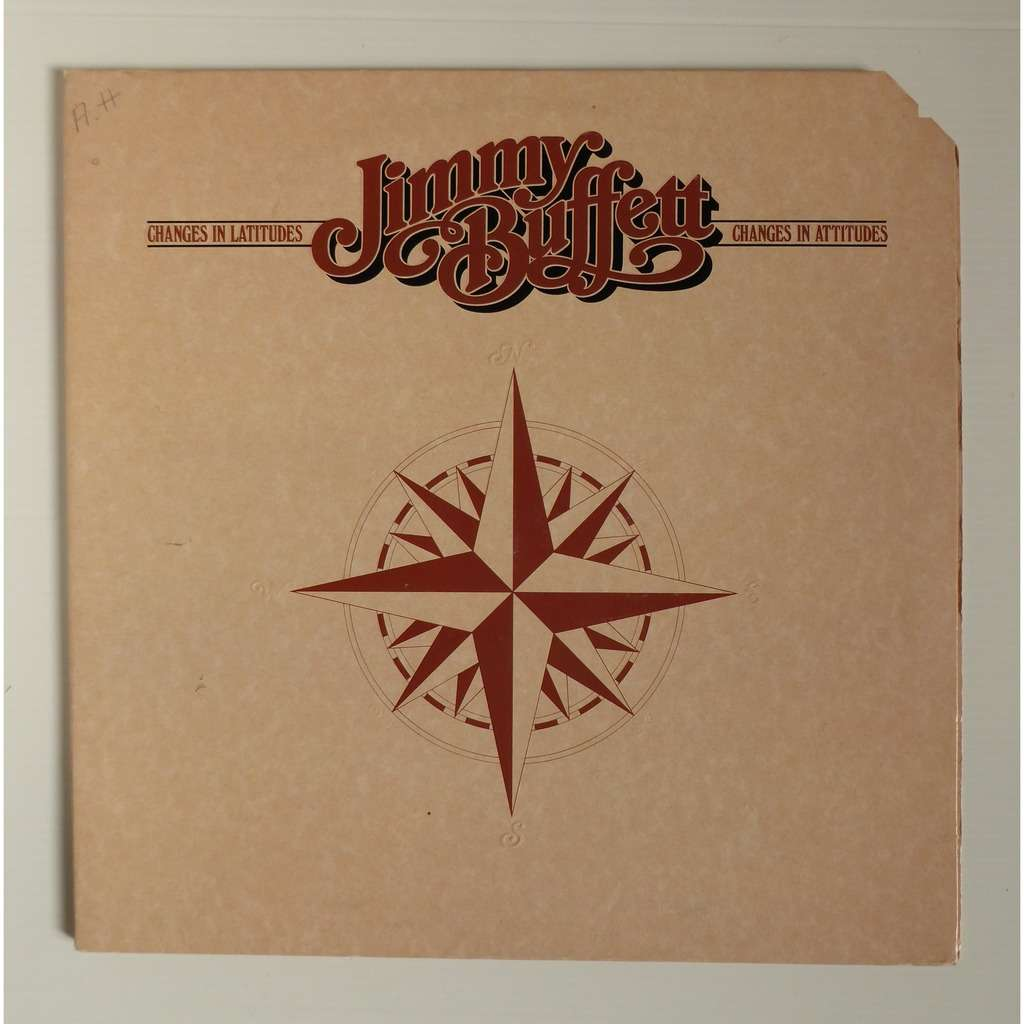 jimmy buffett Changes In Latitudes Changes In A