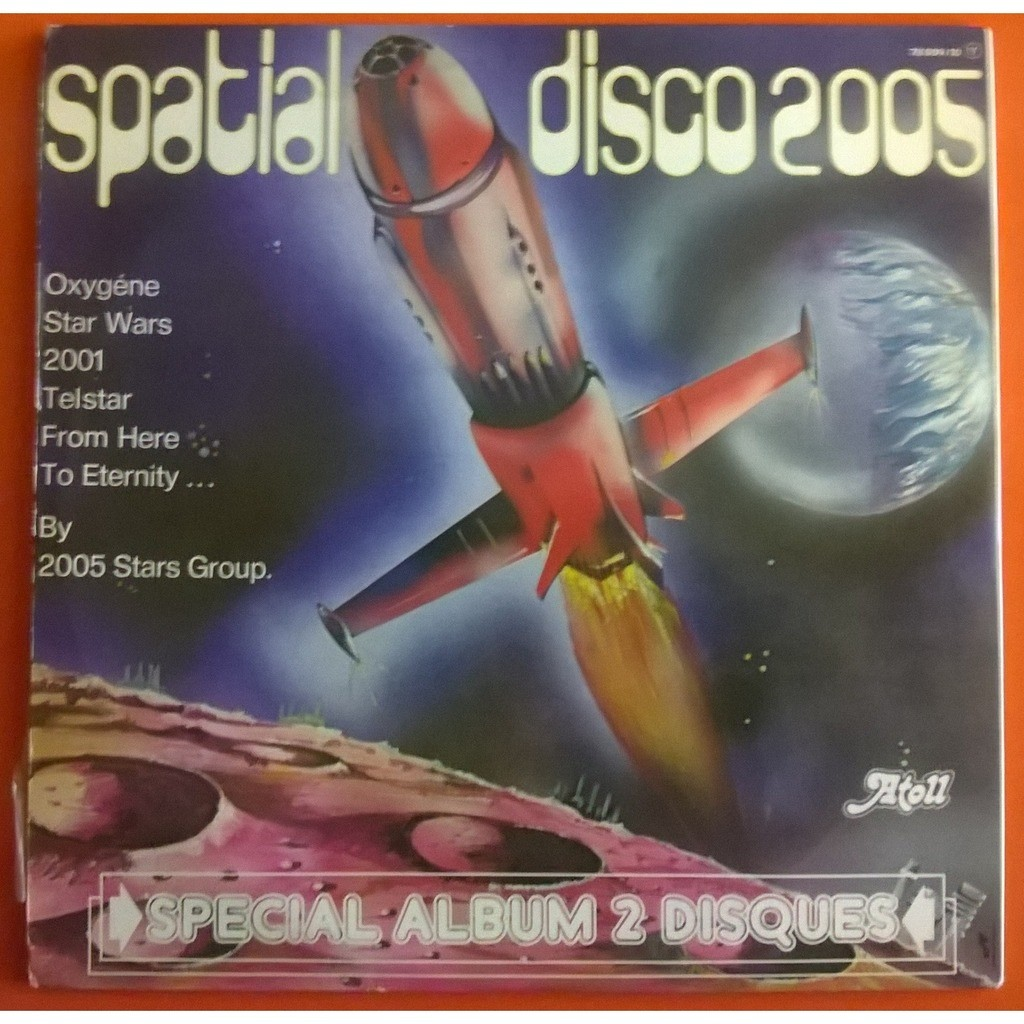 2005 Stars Group Spatial Disco 2005