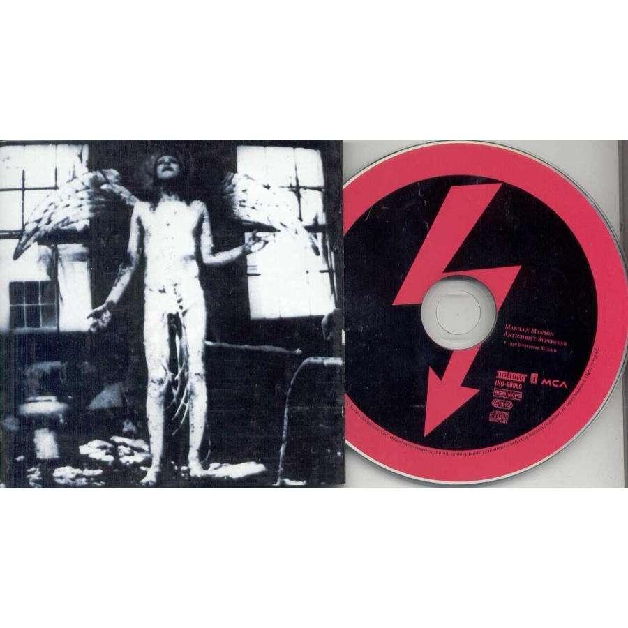 antichrist superstar cd