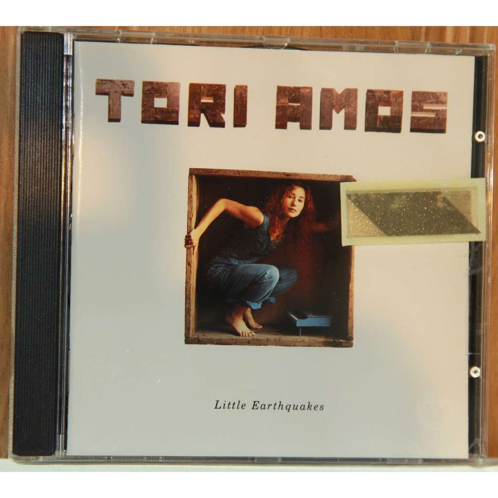 Little Earthquakes By Tori Amos Cd With Dom93 Ref 118142139