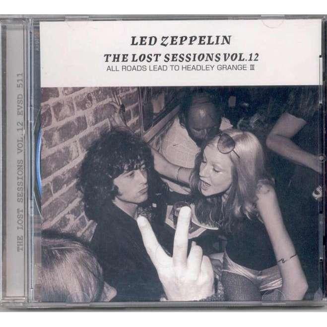 Led Zeppelin The Lost Sessions Vol 12 (Headley Grange Studios Hampshire UK  Jan-Feb  1974 etc )