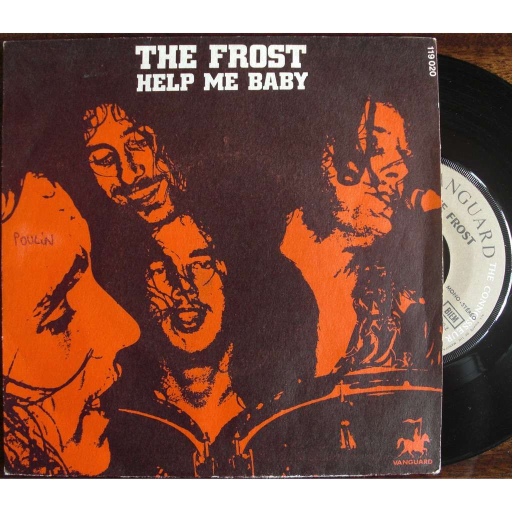 The Frost Help Me Baby / Black Train