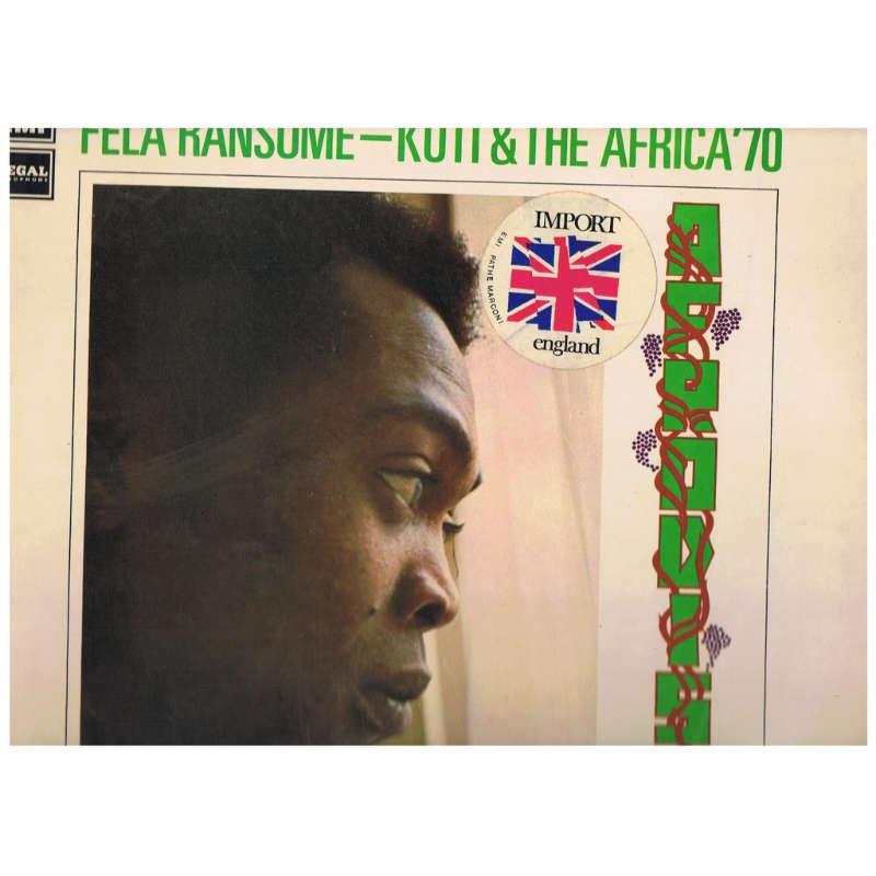 fela ransom kuti Fela anikulapo kuti (15 october 1938 - 2 august 1997) was a nigerian multi-instrumentalist, musician, composer, pioneer of the afrobeat genre, and human rights activist.