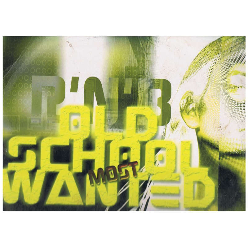 VARIOUS R'N'B OLD SCHOOL MOST WANTED VOL 1 -promo limited edition-