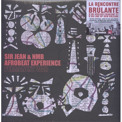 sir jean & NMB afrobeat experience permanent war