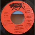 BROTHER VALENTINO - Dread music / Every brother is not a brother - 7inch (SP)