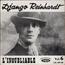 DJANGO REINHARDT - l'inoubliable (disque mono) - LP