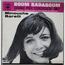 minouche barelli (Gainsbourg) - boum badaboum ( PROMO )-je saurai bien me faire aimer - 45T SP 2 titres