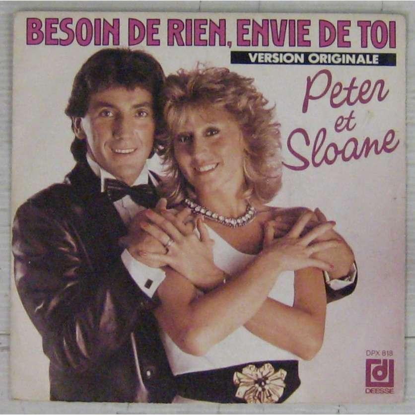 Savelli Jean-Pierre - Peter & Sloane Besoin de rien envie de toi