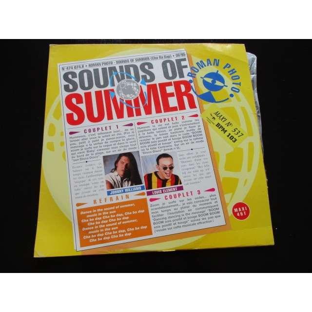 roman photo sounds of summer