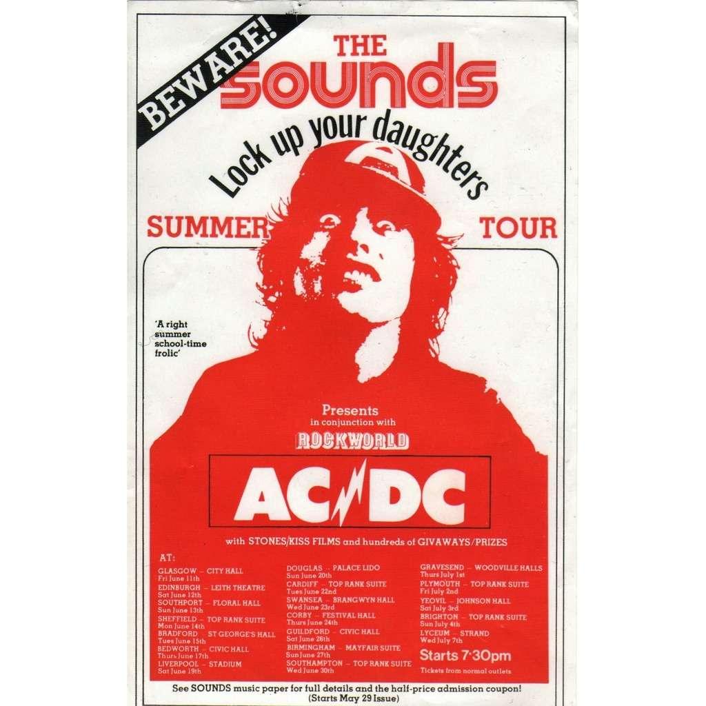 King Crimson Tour Poster