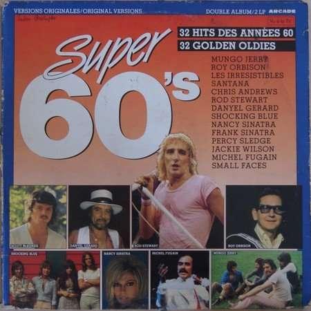Super 60's 32 hits des années 60