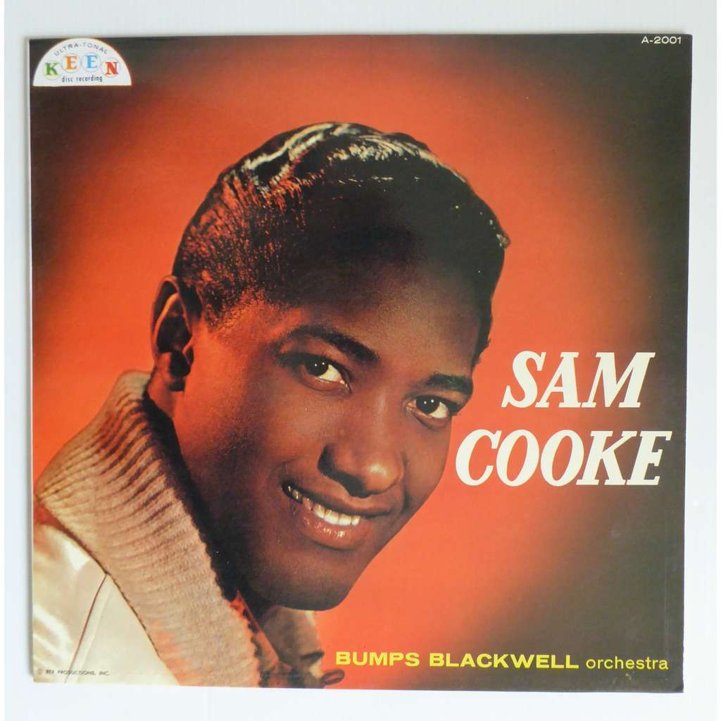 Songs by sam cooke by Sam Cooke / Bumps Blackwell Orchestra, LP ...