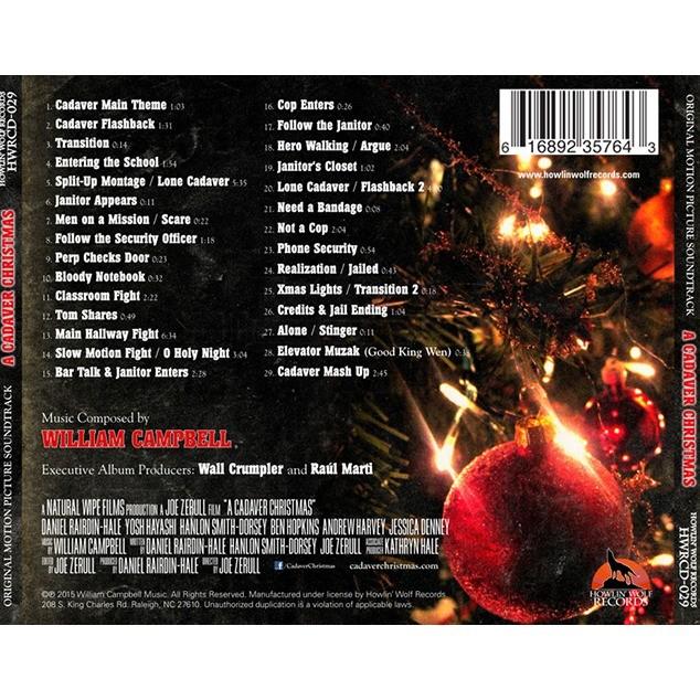 william campbell a cadaver christmas - A Cadaver Christmas