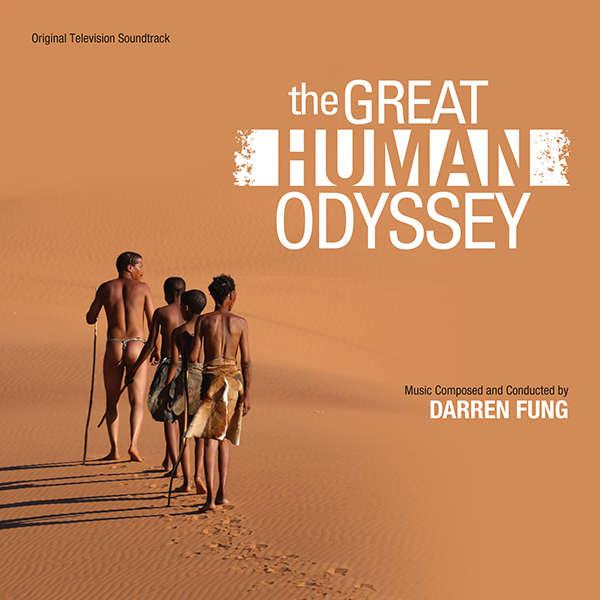 Darren Fung The Great Human Odyssey