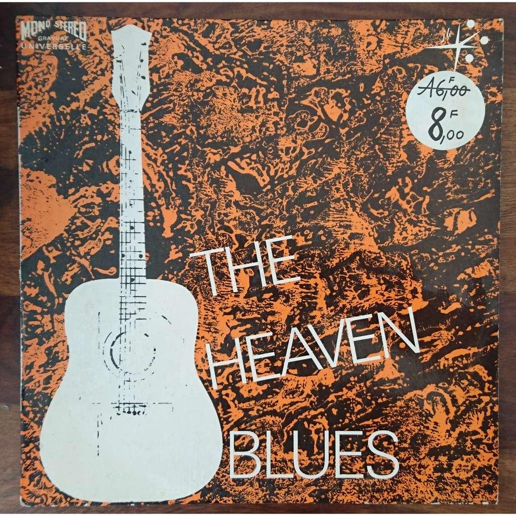 THE SWEET FEELING / THE HEAVEN BLUES THE HEAVEN BLUES