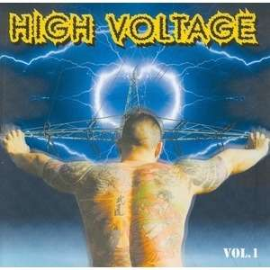 Various - High Voltage Oi! + Punk