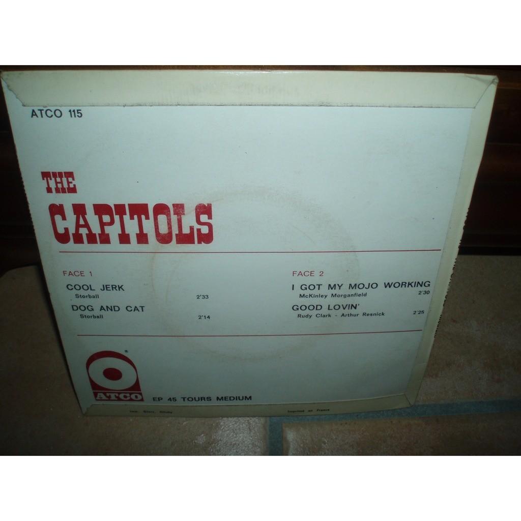 CAPITOLS COOL JERK +3