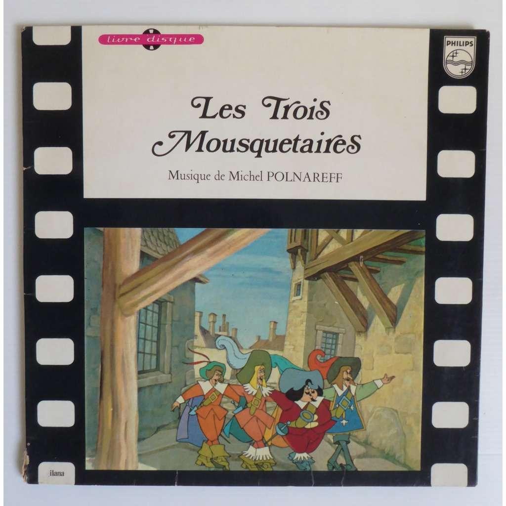 michel polnareff Les Trois Mousquetaires