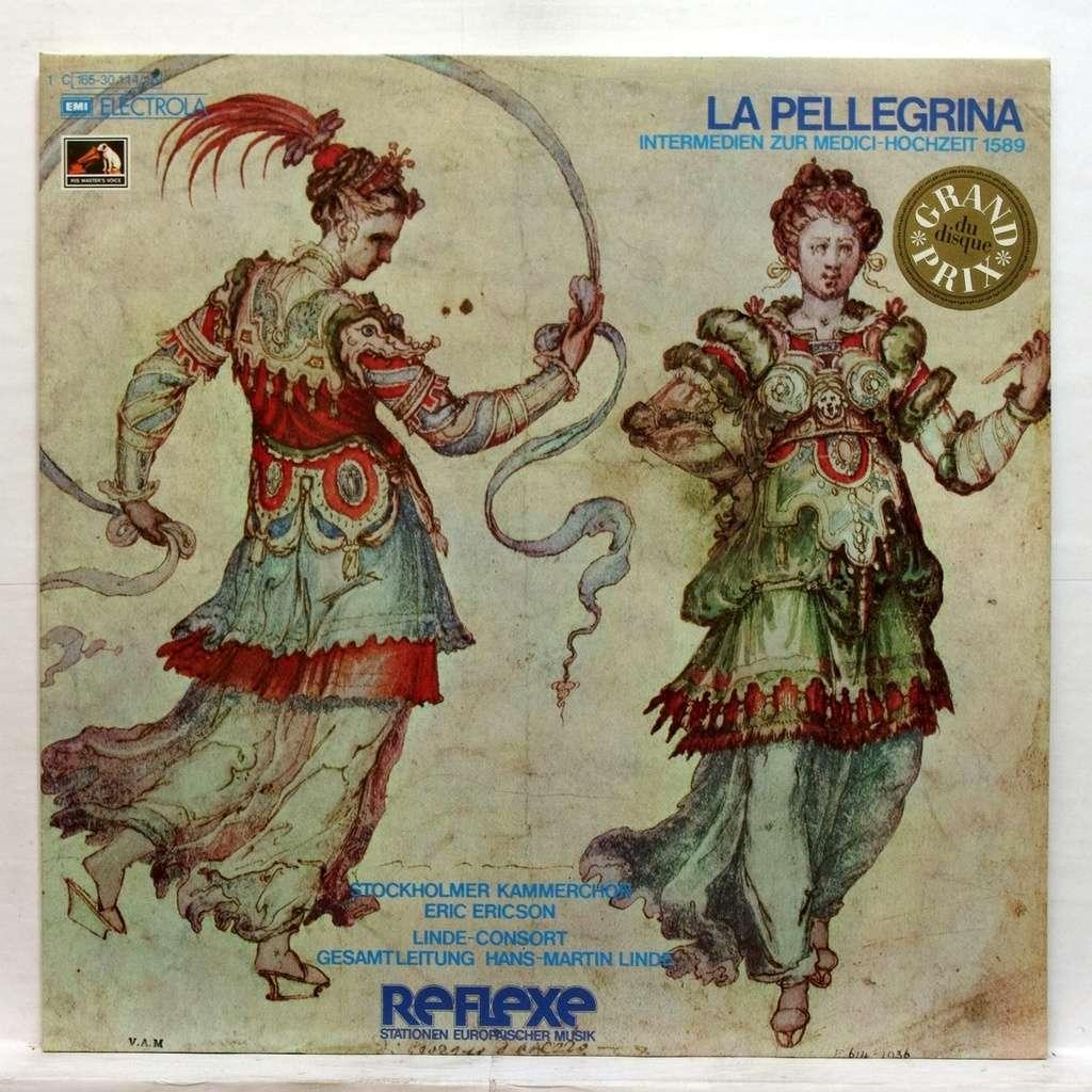 Linde-Consort La Pellegrina 1589