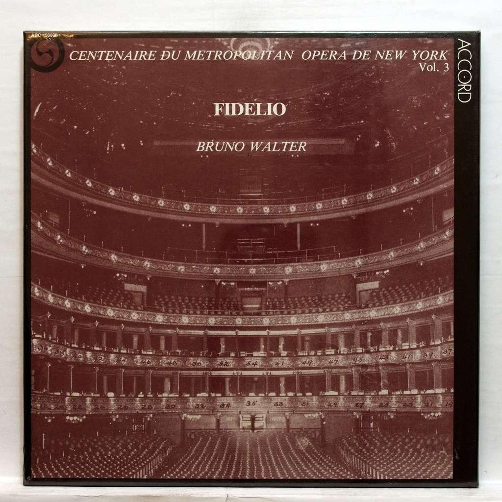 Bruno Walter, Kirsten Flagstad Beethoven : Fidelio
