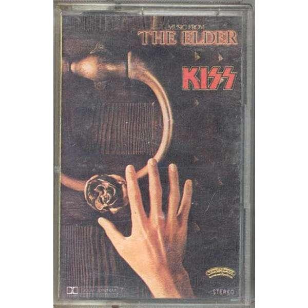 kiss The Elder (Italian 1981 11-trk Cassette album full ps)