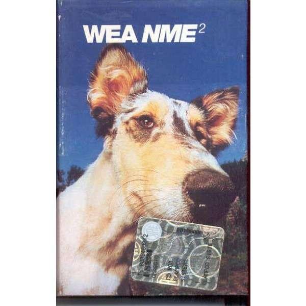 Pretenders / Flaming Lips / Alanis Morissette Wea NME2 (UK 1995 Ltd promo Cassette sampler slipcase ps)