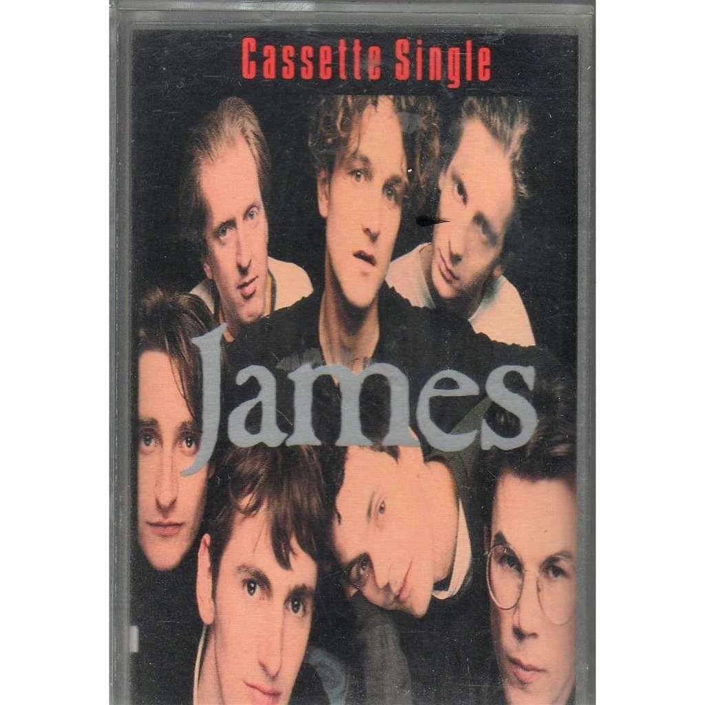James Sound (UK 1991 Ltd 2-trk Cassette single full ps)