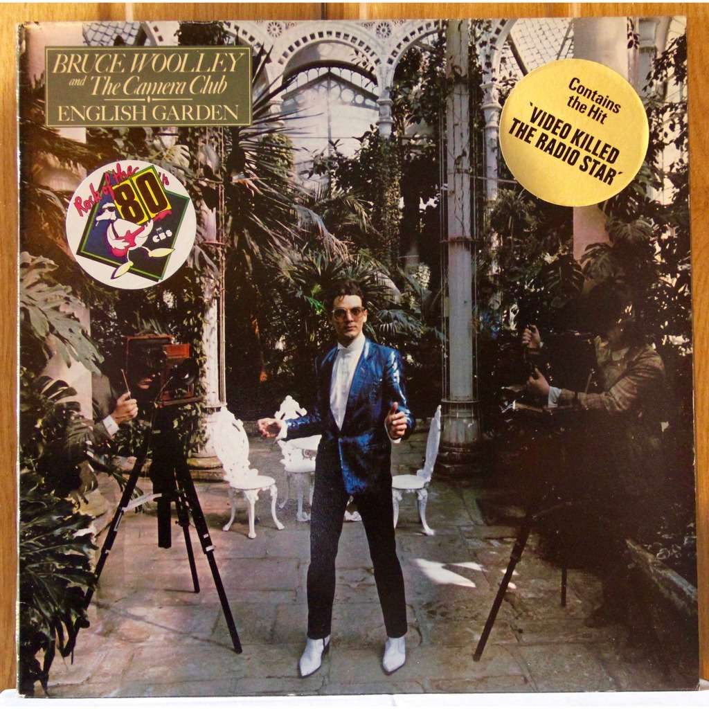 English garden by Bruce Woolley & The Camera Club, LP with dom93 ...