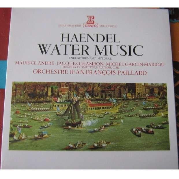 haendel water music