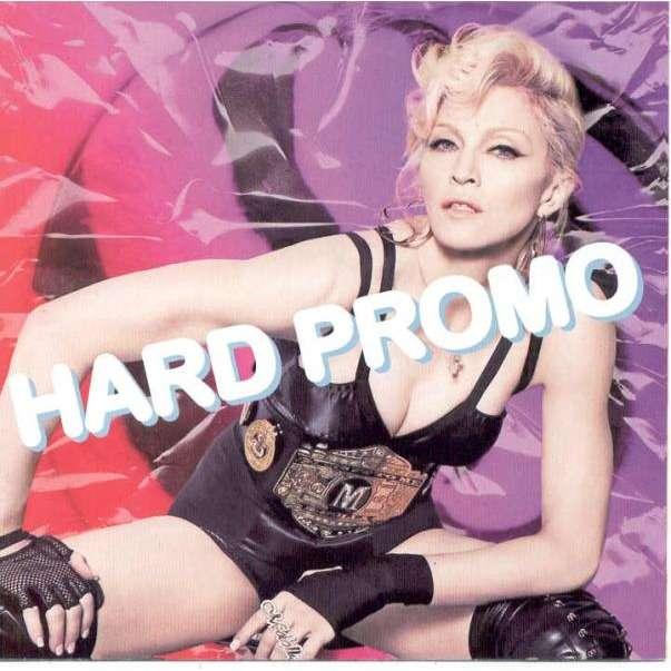 Madonna Hard Promo (Maidstone Kent UK 10.05.2008 & NYC 30.04.2008 etc.)