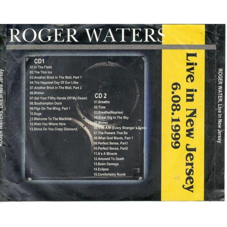 Pink Floyd / Roger Waters Live In New Jersey 06.08.1999