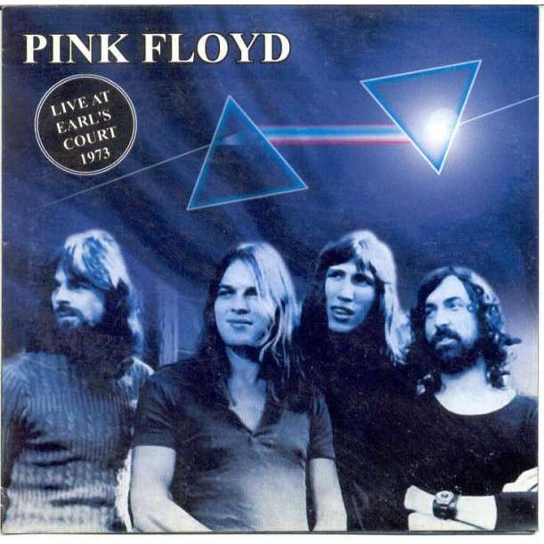 Pink Floyd Earl's Court 1973 (19 May 1973)