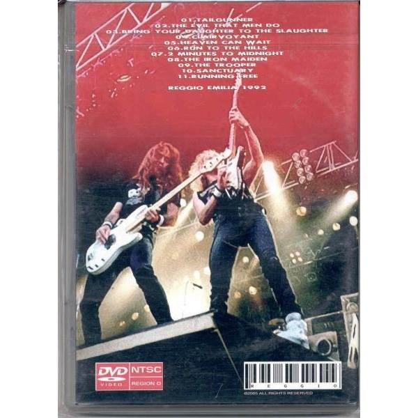 iron maiden Live 1992 (Reggio Emilia Italy 1992)