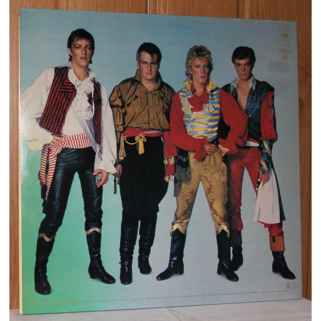 prince charming by adam and the ants lp with dom93 ref 118168896