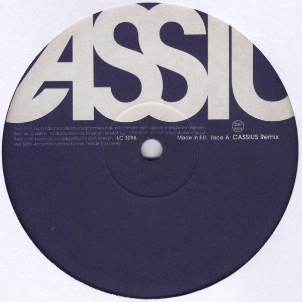 Cassius 99 remix promo