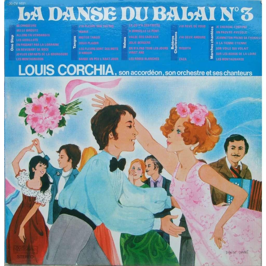 LOUIS CORCHIA LA DANSE DU BALAI N° 3