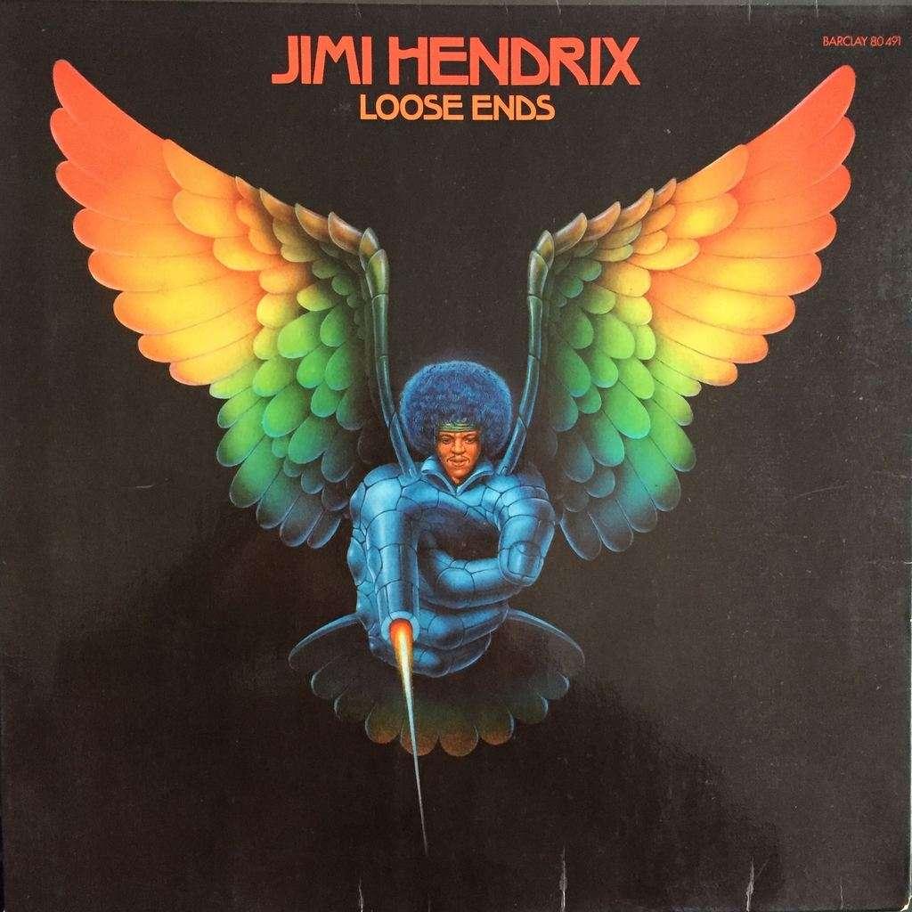 HENDRIX JIMI loose ends