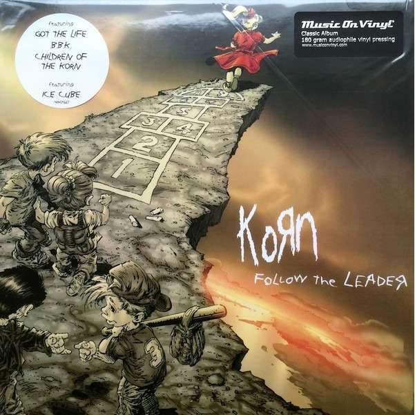 Korn Follow The Leader (2xlp) Ltd Edit With Inserts -E.U
